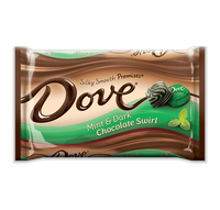 Dove Chocolate Promises Silky Smooth Mint & Dark Chocolate Swirl