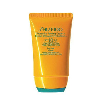 Shiseido Protective Tanning Cream N for Face SPF 10