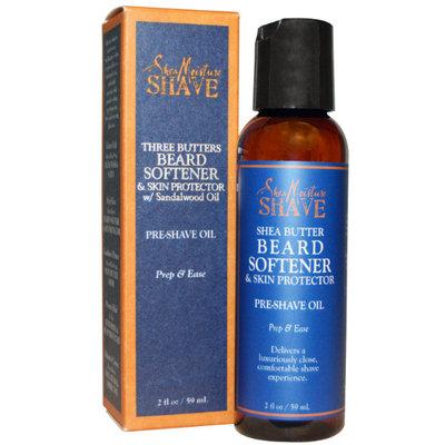 SheaMoisture Shea Butter Beard Softener & Skin Protector Oil