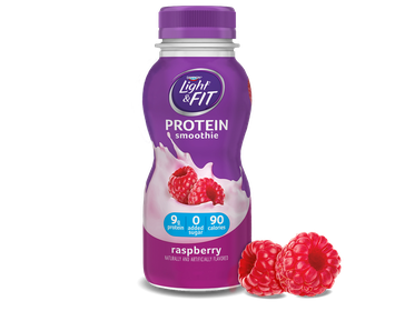 Light & Fit® Raspberry Protein Smoothie