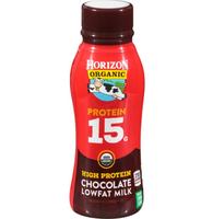 Horizon NEW! Protein 15 Chocolate Lowfat Milk