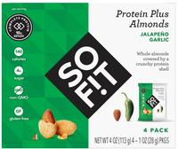 Hershey's Sofit Protein Plus Jalapeno Garlic Almonds