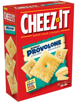 Cheez-It® Provolone Crackers