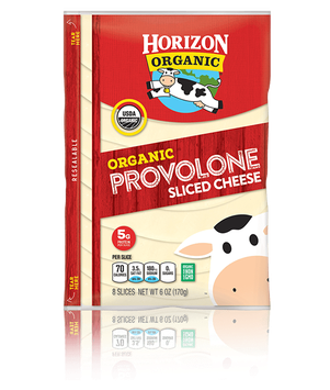 Horizon Provolone Cheese Slices