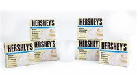 Hershey's White Chocolate Pudding with Serving Cups
