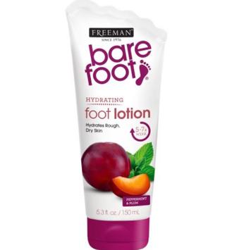 Freeman Beauty Freeman Bare Foot Lotion Peppr Mint & Plum