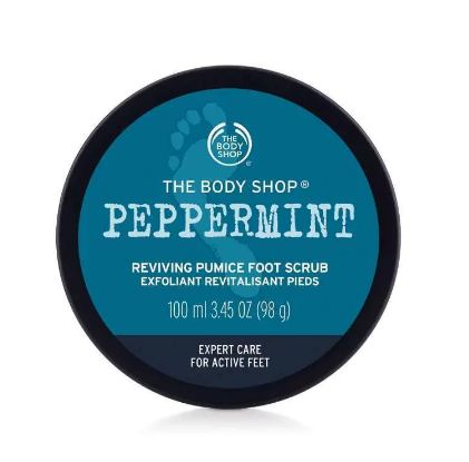 THE BODY SHOP® Peppermint Reviving Pumice Foot Scrub