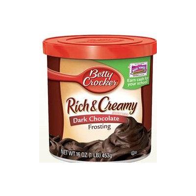 Betty Crocker™ Dark Chocolate Rich & Creamy Frosting