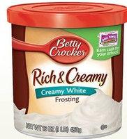 Betty Crocker™ Creamy White Rich & Creamy Frosting