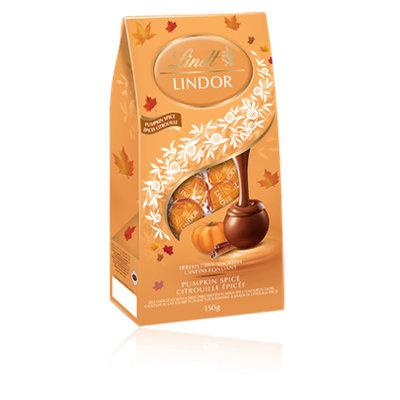 Lindt Lindor Pumpkin Spice