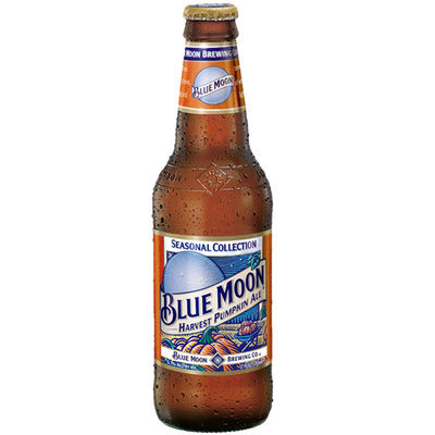 Blue Moon Seasonal Collection Harvest Pumpkin Ale