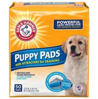 ARM & HAMMER™ Puppy Pads w/ Attractant