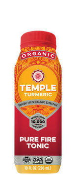 Temple Turmeric Pure Fire Tonic
