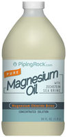 Piping Rock Pure Magnesium Oil 64 fl oz