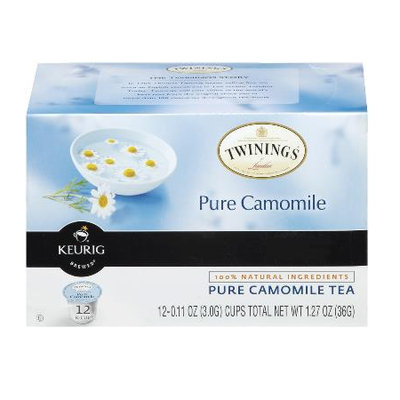 TWININGS® OF London Pure Camomile K-Cup® Pods