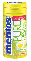 mentos Pure Fresh Cooler Lemonade