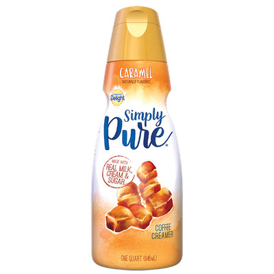 International Delight Simply Pure Caramel Coffee Creamer