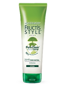 Garnier Fructis Style Pure Clean Smoothing Cream
