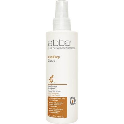 Abba Pure & Natural Hair Care Abba Pure Performance Hair Care - Curl Prep Spray - 8 oz.