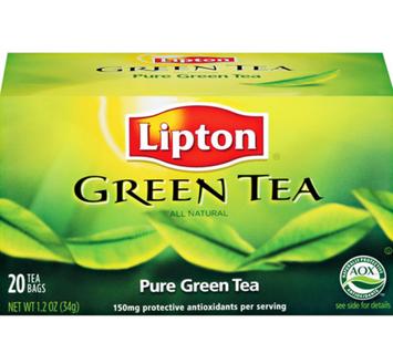 Lipton® Pure Green Tea