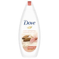 Dove Purely Pampering Almond Cream with Hibiscus Body Wash