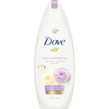 Dove Purely Pampering Sweet Cream With Peony Body Wash