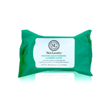 Skin Laundry Purifying Makeup Remover Cleansing Cloths