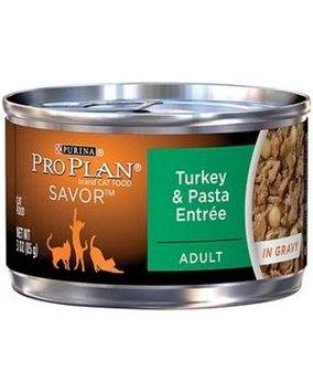 PRO PLAN® SAVOR® ADULT Turkey & Pasta Entree In Gravy