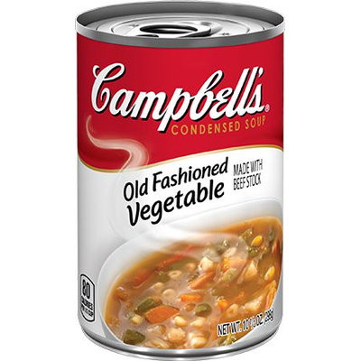 Campbell's® Old Fashioned Vegetable Condensed Soup