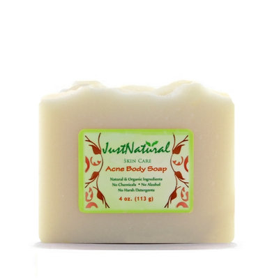 Just Natural Products Acne Body Soap