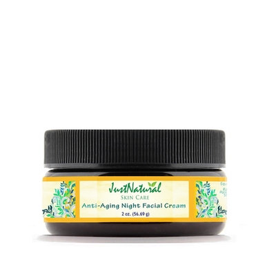 Just Natural Products Natural Anti-Aging Night Cream