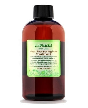 Just Natural Products Heat Protecting Hair Treatment
