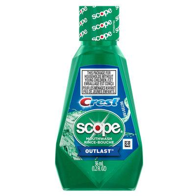 Crest Scope Outlast Mouthwash