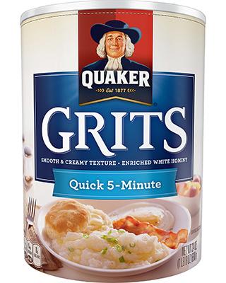 Quaker® Quick Grits Original