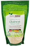 Now Foods Quinoa Grain, Certified Organic 16 oz