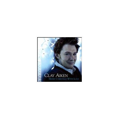 Clay Aiken ~ Merry Christmas With Love (used)