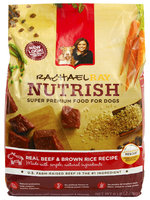 Nutrish Real Beef & Brown Rice Recipe