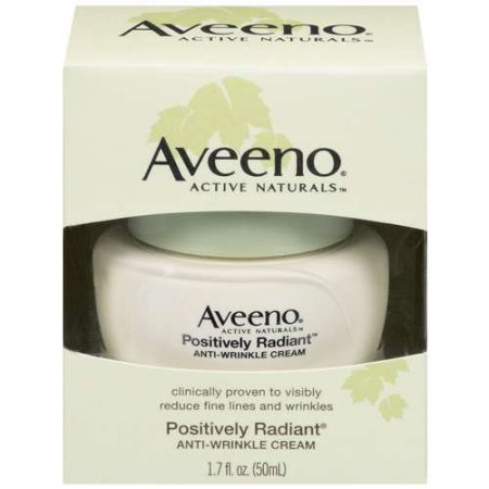 Aveeno® Johnson & Johnson Positively Radiant