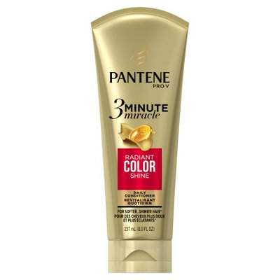 Pantene Pro-V 3 Minute Miracle Radiant Color Deep Conditioner