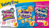 Keebler Animals Crackers Variety Pack