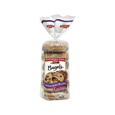 Pepperidge Farm® Bagels Cinnamon Raisin