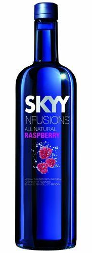 SKYY Raspberry Infusion Vodka