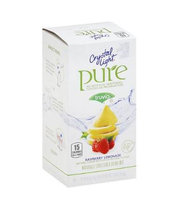 Crystal Light Pure Raspberry Lemonade On the Go Drink Mix