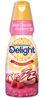 International Delight White Chocolate Raspberry Gourmet Coffee Creamer