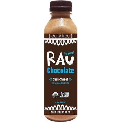 Rau Chocolate Semi-Sweet Cacao Superfood Drink