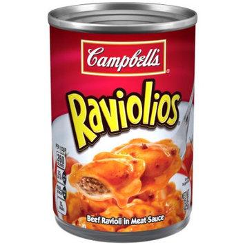 Campbell's® RavioliOs Beef Ravioli in Meat Sauce