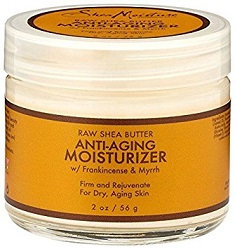SheaMoisture Raw Shea Butter Anti-Aging Moisturizer