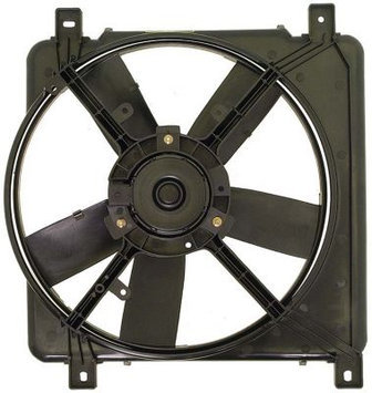 1992-1996 Oldsmobile Silhouette Cooling Fan Assembly Dorman Oldsmobile Cooling Fan Assembly 620-621