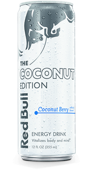 Red Bull The Coconut Edition Coconut Berry