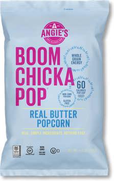 Angie's BOOMCHICKAPOP Real Butter Popcorn
